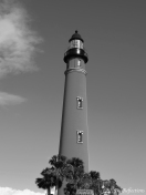 Lighthouse at Ponce de Leon Inlet, Fl